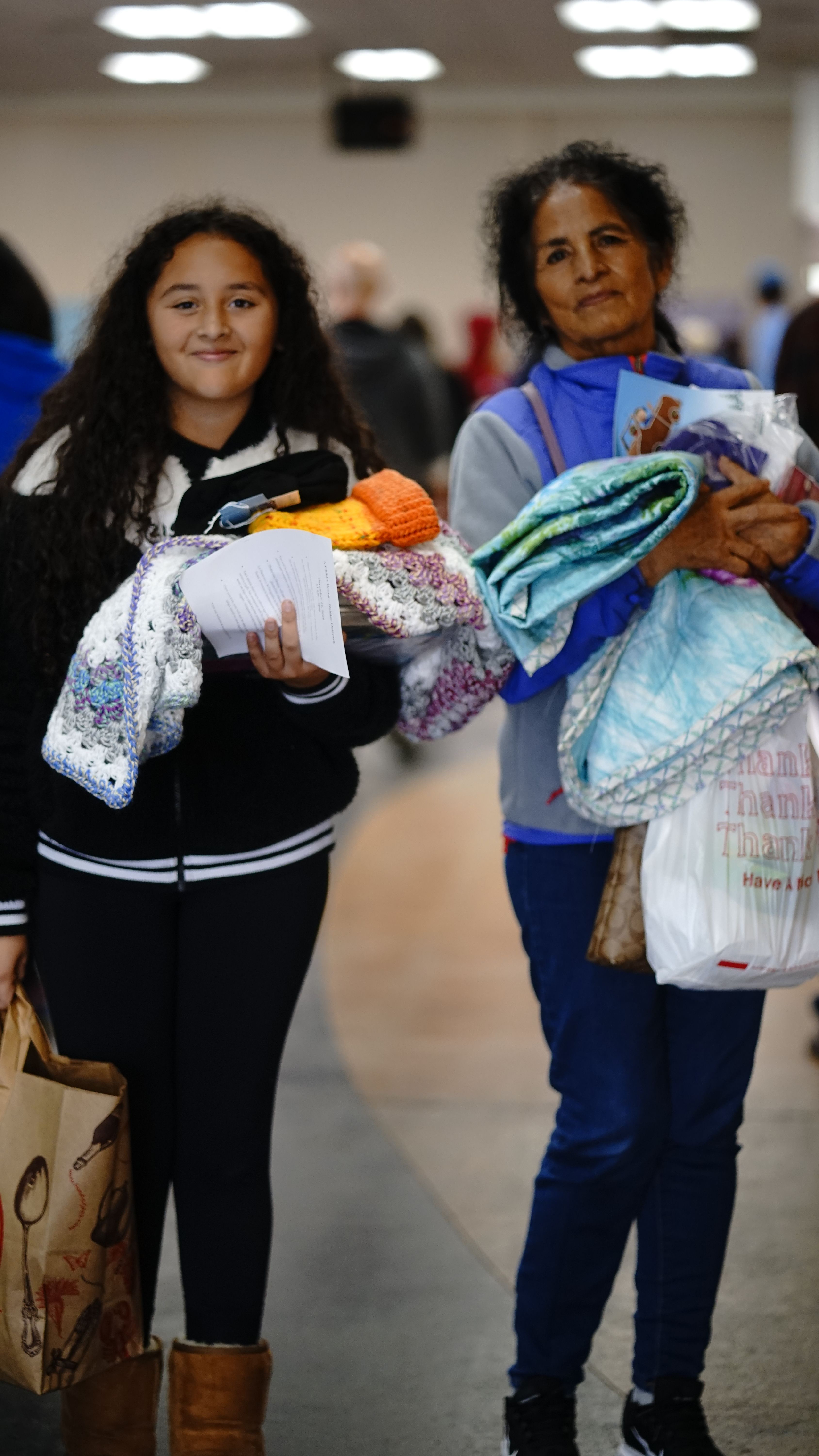 Childhood Poverty, Holiday Donations